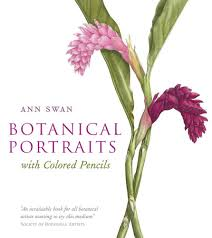 botanical portraits with colored pencils ann swan 8601411040931