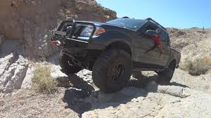 nissan xterra lifted off road 2014 nissan frontier pro 4x lifted rock crawling near apex nellis
