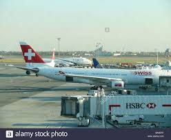 New York travelers stock images Usa new york city airport jfk outside airplanes america city trip jpg