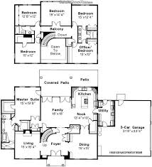 2 story house blueprints 4 bedroom 2 story house plans home design