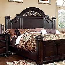 best 25 dark wood bed frame ideas on pinterest brown bedroom