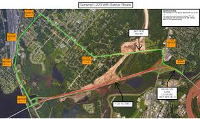 La Traffic Map Louisiana Department Of Transportation U0026 Development