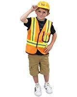Halloween Costume Construction Worker Amazon Fireman Costume Construction Costume Occupation