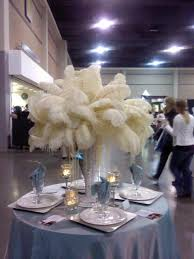 Ostrich Feathers For Centerpieces by Floid U0027s Blog Feathers By Angel Has Very Unique Feather Wedding