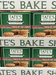 where to buy tate s cookies tate s bake shop chocolate chip cookies 21 ounce box costcochaser