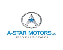 star motors logo a star motors llc logo design