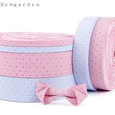 cloth ribbon 10mm 1cm cotton layering cloth ribbon handmade small plaid dots