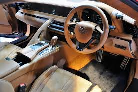 lexus lc interior lexus lc 500 available in malaysia autoworld com my
