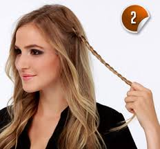 traditional scottish hairstyles the easy braid scottish hairstyle fashion for hair with volume
