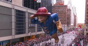 thanksgiving day parade highlights cbs news
