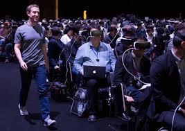 Mark Zuckerberg Resume Mark Zuckerberg El único Con Los Ojos Descubiertos Entre Esta
