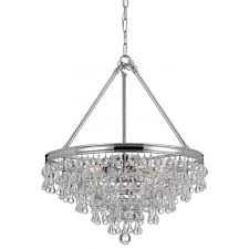 Flush Mount Mini Chandelier Lighting Luxury Crystorama Chandeliers For Elegant Interior