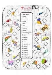 english teaching worksheets tools