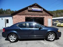 2008 blue dodge avenger 2008 dodge avenger sxt 4dr sedan in east barre vt east barre