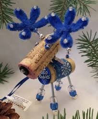 1546 best cork ornaments images on wine cork crafts