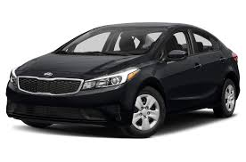2017 kia forte new car test drive