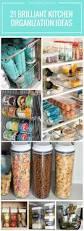 1297 best kitchen organization images on pinterest kitchen 21 brilliant diy kitchen organization ideas