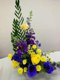 Flower Table L Various Designs Per Fresh Flower Elementary Course California