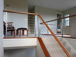 Indoor Banisters And Railings Cable Railing Residential Photo Gallery Ultra Tec Cable Railing