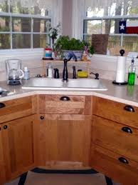 Corner Sink Kitchen Cabinet Custom Corner Sink Base Custom Cabinetry 42 Sink Base
