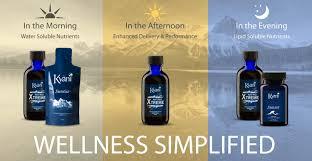 Kyani Business Cards Kyäni Is Wellness Simplified Reach Me At Tarrawilliams4health