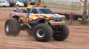 Extreme Monster Trucks Australia Samson Debut Youtube