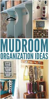 Organizational Ideas by Mudroom Organization Ideas That Will Keep The Rest Of Your House Clean