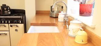 oak worktops solid wooden kitchen worktops norfolk oak oak wide stave worktops