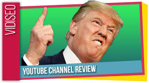 Donald Trump Youtube Channel | donald trump youtube channel review youtube