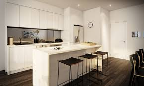 modern kitchen design for small apartment smith design all