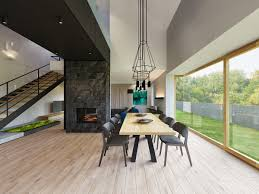 Modern Decorating Ideas How To Arrange Modern Dining Room Designs Which Completed With