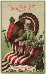 a collection of interesting thanksgiving postcards from the