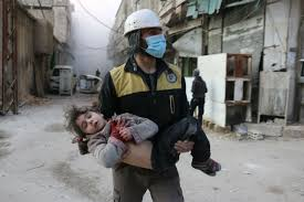 ce af siege thirty airstrikes later devastation and in ghouta s