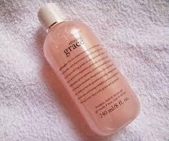 philosophy bath and shower gel philosophy amazing grace perfumed shoo bath shower gel review