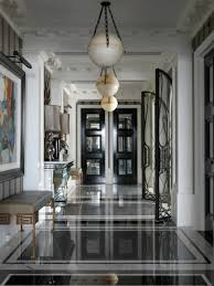 Foyer In Paris The North Elevation Spaces Pierre Yovanovitch Paris 16th