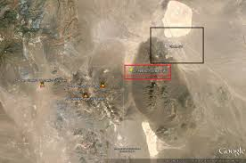 Area 51 Map 12 11 2015 U2014 Earthquake Strikes Volcanoes Next To Famous Area 51