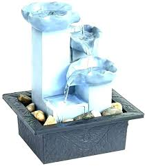 small indoor table fountains tabletop waterfalls indoor nehmaah com