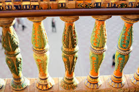 Painted Banisters Painted Railing Seville Entouriste