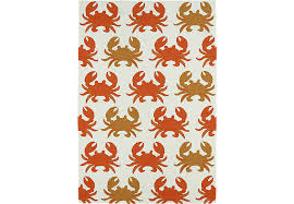 3 X 5 Indoor Outdoor Rugs Highland Orange 3 X 5 Indoor Outdoor Rug Rugs