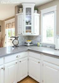best laminate countertops for white cabinets countertops for white kitchens koffieatho me