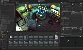 unity effects tutorial adding a html5 minigame in unity3d user interface tool