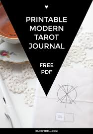 journaling templates free free printable tarot journal creative writing blog free printable tarot journal