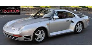porsche 959 rally there u0027s an ultra rare porsche 959 komfort for sale for 1 3