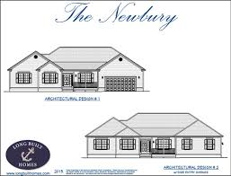 Architectural Plans For Homes by The Newbury Long Built Homes Southeastern Ma Homes For Sale