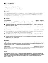 extraordinary design ideas my first resume 9 my first resume