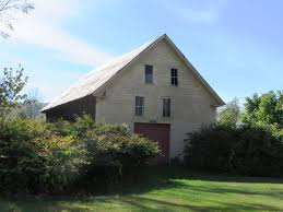 Large Barn Parsonsfield Maine An Encyclopedia