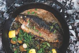 Cast Iron Cooking Why Your Grill Should Team Up With Your Cast Iron Skillet Taste