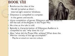 Blind Prophet In The Odyssey Homer Ppt Online Download
