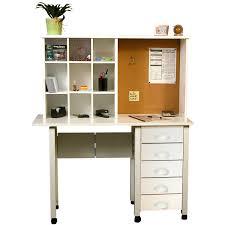 Desk Top Organizer Hutch by Venture Horizon 1017 Folding Mobile Desk Homeclick Com