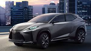 lexus suv under 20000 lexus rc coupe lf nx compact suv concepts updated for tokyo motor